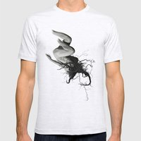 Personal Space  Mens Fitted Tee Ash Grey SMALL