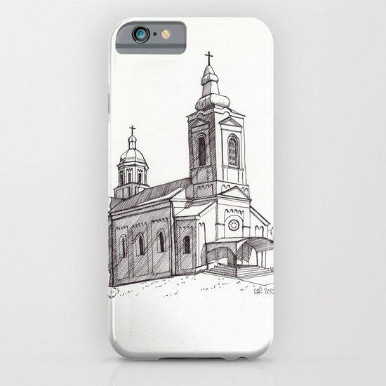Village Church iPhone & iPod Case