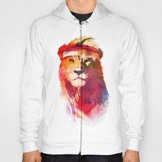 Gym Lion Hoody