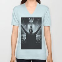 Darth Vader rocks the party Unisex V-Neck