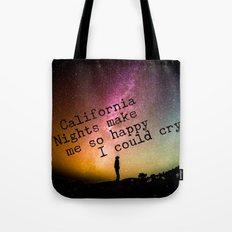 California Nights Tote Bag