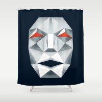 Star Fox Andross Lylat L… Shower Curtain