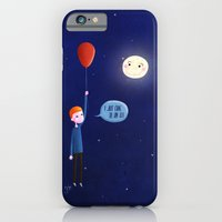 iPhone & iPod Case featuring I just came to say 'Hi'! by Viu.