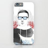 The depth of him iPhone 6 Slim Case