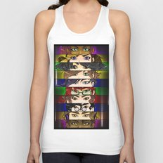 Catching Stars - The Determination of the Ten Unisex Tank Top