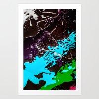 KOLORS 2 Art Print