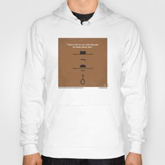 No090 My The Good The Bad The Ugly minimal movie poster Hoody