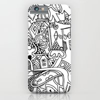 iPhone & iPod Case featuring Hurry by Hanna Ruusulampi