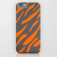 O&G Zebra Print iPhone 6 Slim Case