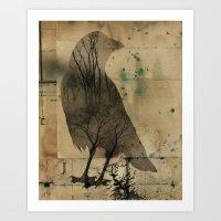 Nature Made Art Print