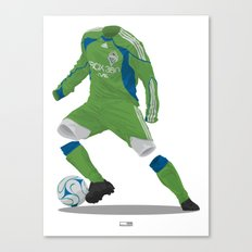Seattle Sounders 2009/10 Canvas Print