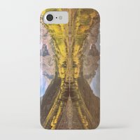 mountains iPhone & iPod Cases featuring mountains. Mirror Lake by 2sweet4words Designs