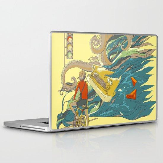 Traffic Monday Laptop & iPad Skin