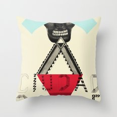 Locals Only - Ciudad de México Throw Pillow