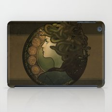 Medusa Nouveau iPad Case