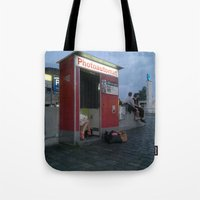 PHOTOAUTOMAT Tote Bag