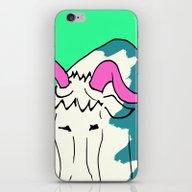 Beast Of Burden iPhone & iPod Skin