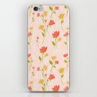 Skylark iPhone & iPod Skin