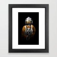 Pilot 03 Framed Art Print