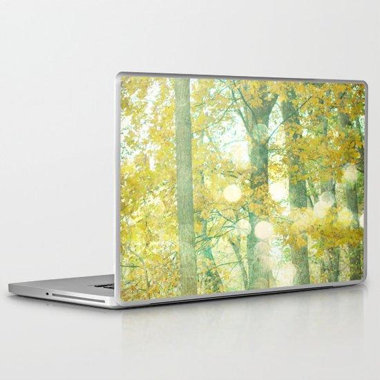 Spellbound  Laptop & iPad Skin
