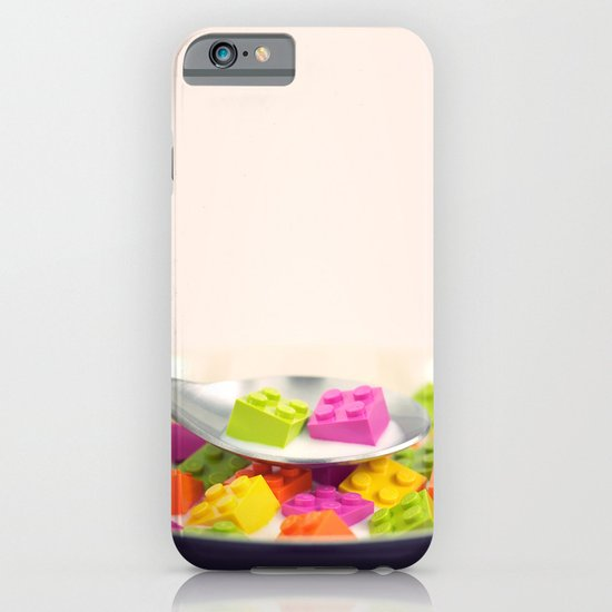 A Balanced Brickfast iPhone & iPod Case