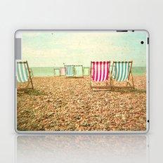 Deckchairs Laptop & iPad Skin