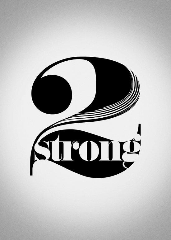 2 strong Art Print