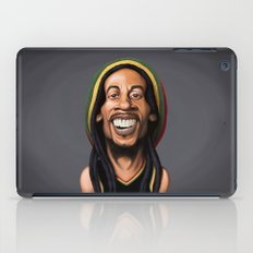 Celebrity Sunday - Robert Nesta Marley iPad Case
