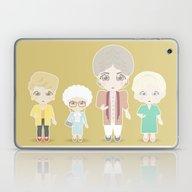Golden Girls Laptop & iPad Skin