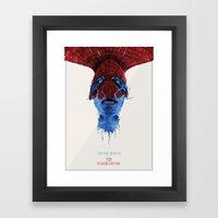 Spider-Man double poster Framed Art Print