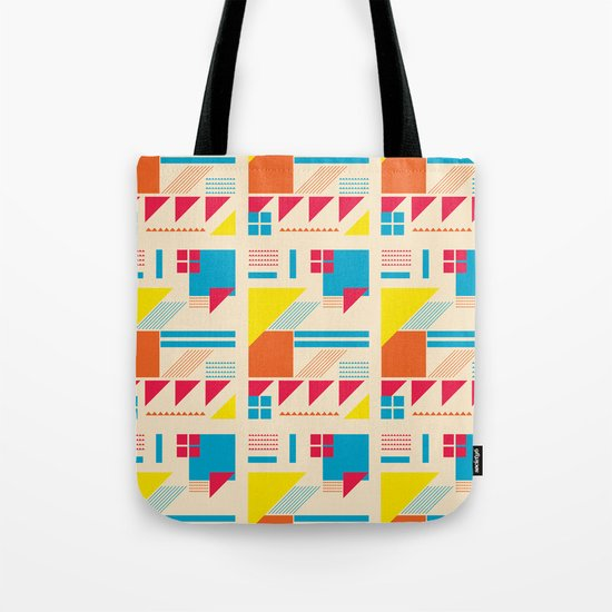 Simple Times. Tote Bag