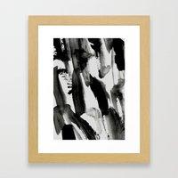 A11X Framed Art Print