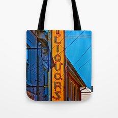 Liquors Tote Bag