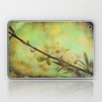 Springtime Blossom Laptop & iPad Skin
