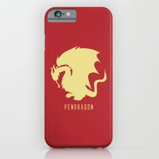 Pendragon symbol, Merlin iPhone 6 Slim Case