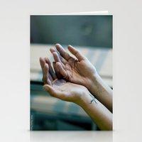 Alive. Stationery Cards