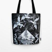 Aconitum Tote Bag