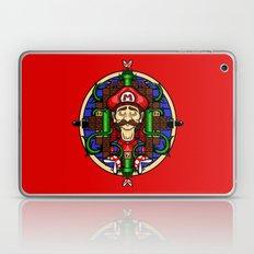 Mario's Melancholy Laptop & iPad Skin