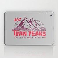 Visit Twin Peaks Laptop & iPad Skin