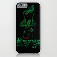 Toxic Flower iPhone 6 Slim Case