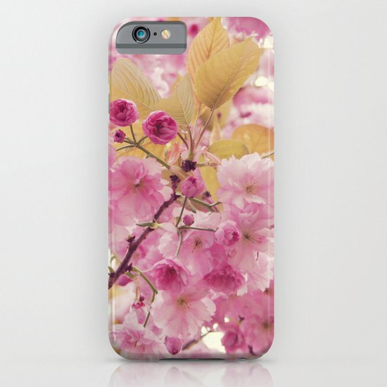 Bloom Bloom Bloom iPhone & iPod Case