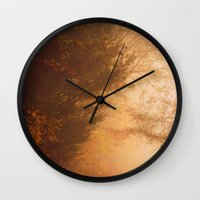 Find Your Own Way Wall Clock