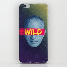 Vintage Quotes Collection -- Wild iPhone & iPod Skin