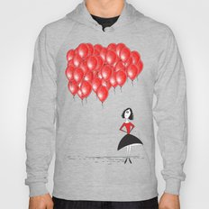 99 Red Balloons Hoody