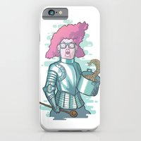 Dona Dulce and her magic spaghetti iPhone 6 Slim Case