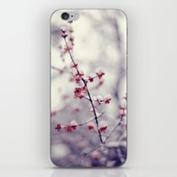 iPhone & iPod Skin featuring believe by Mary Carroll