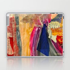 Collage Love - Asian Tie Laptop & iPad Skin
