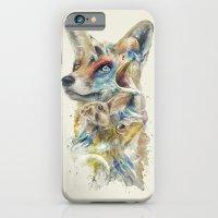 iPhone & iPod Case featuring Heroes of Lylat Starfox Inspired Classy Geek Painting by Barrett Biggers