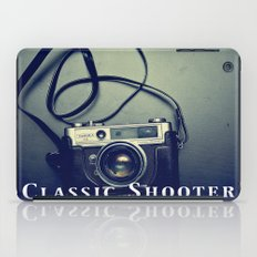 Classic Shooter iPad Case