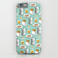 Happy Breakfast! iPhone 6 Slim Case